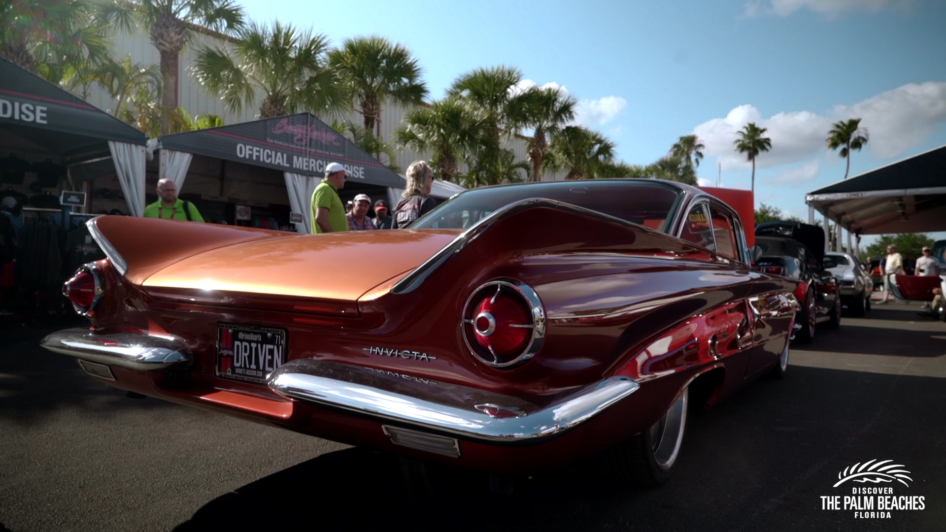 Barrett Jackson Car Auction April 2019 The Palm Beaches Tv