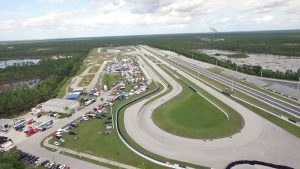 The Palm Beach International Raceway