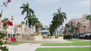 On the Town in the Palm Beaches - Boca Delray